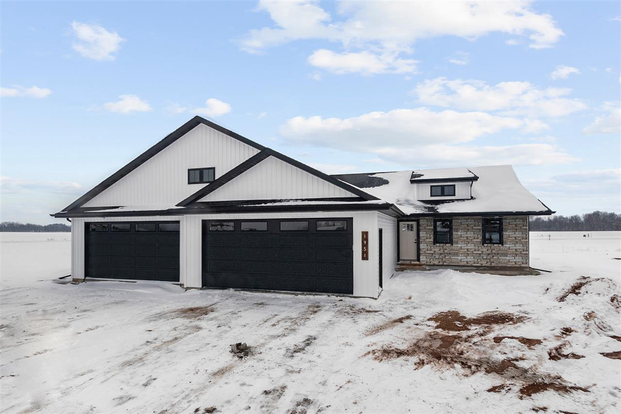 View Single-Family Home For Sale at 1951 RED FOX LANE, Kaukauna, WI
