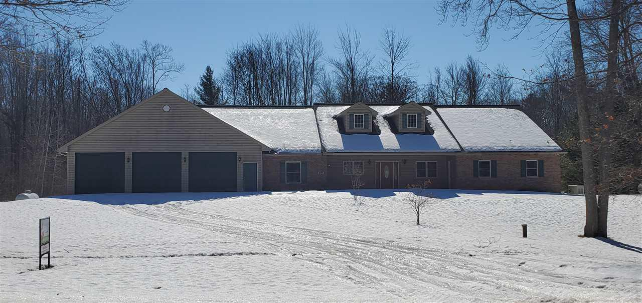 View Single-Family Home For Sale at 6781 OCONTO RIVER SHORES LANE, Oconto Falls, WI