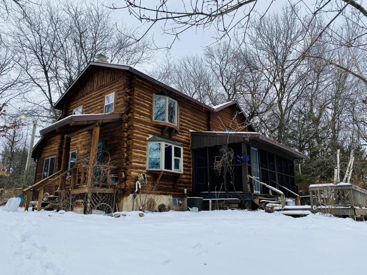 View Single-Family Home For Sale at W361 County Road DD, Neshkoro, WI