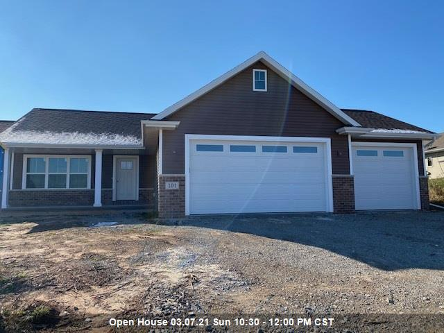 View Single-Family Home For Sale at 3608 DON DEGROOT DRIVE, Little Chute, WI