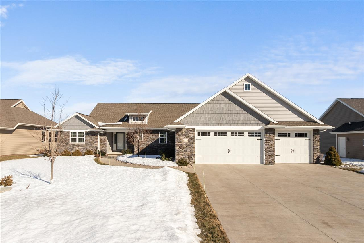 View Single-Family Home For Sale at 4310 N ORION LANE, GRAND CHUTE, WI