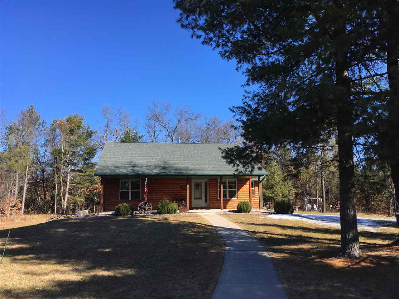 View Single-Family Home For Sale at W12237 WINCHESTER TRAIL, Crivitz, WI