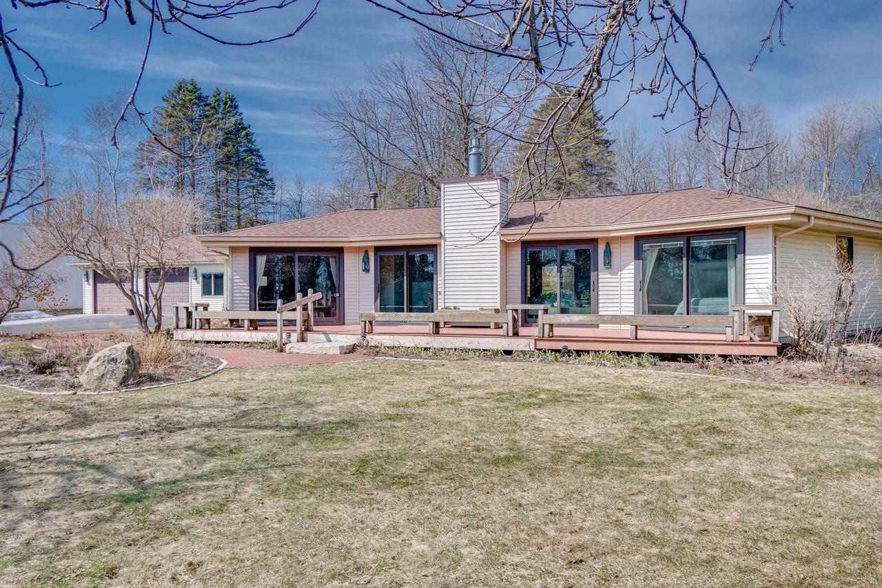 View Single-Family Home For Sale at 5087 Country Club Beach Rd, Port Washington, WI