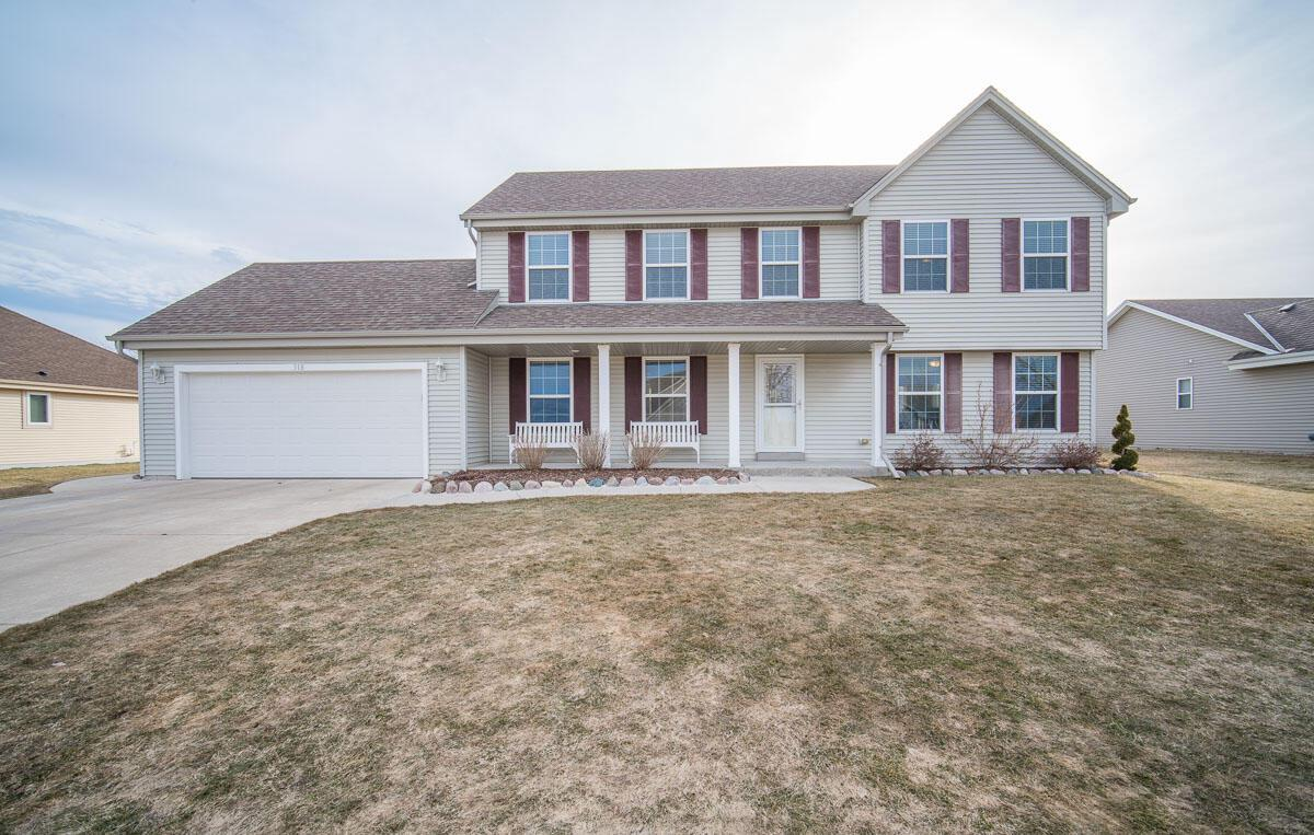 View Single-Family Home For Sale at 318 S Maple Ln, Saukville, WI
