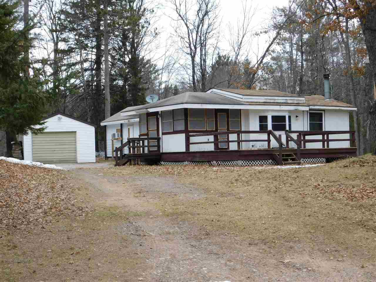 View Single-Family Home For Sale at N11864 BETTS LANE, Athelstane, WI