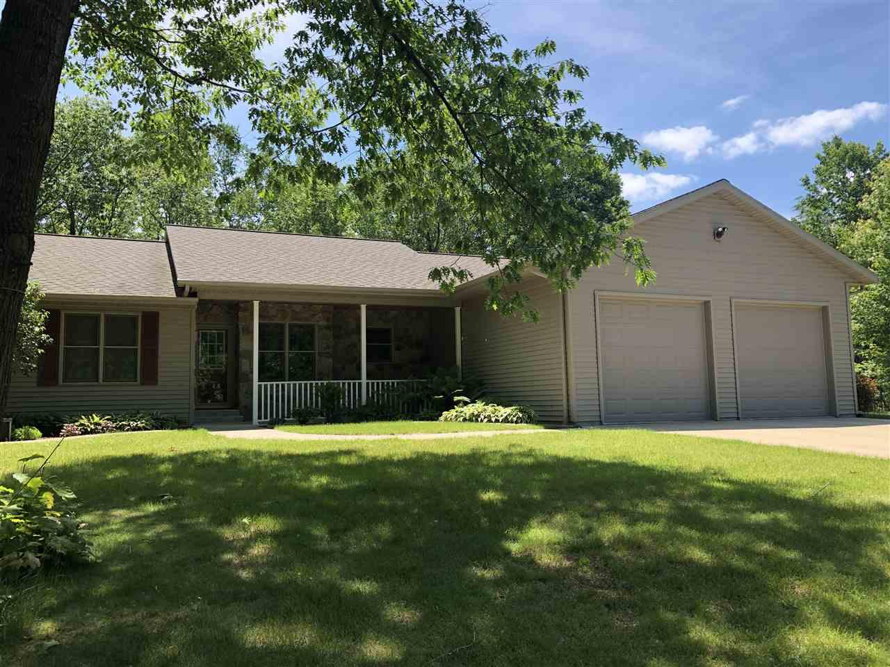 View Single-Family Home For Sale at 7109 HWY E, Abrams, WI