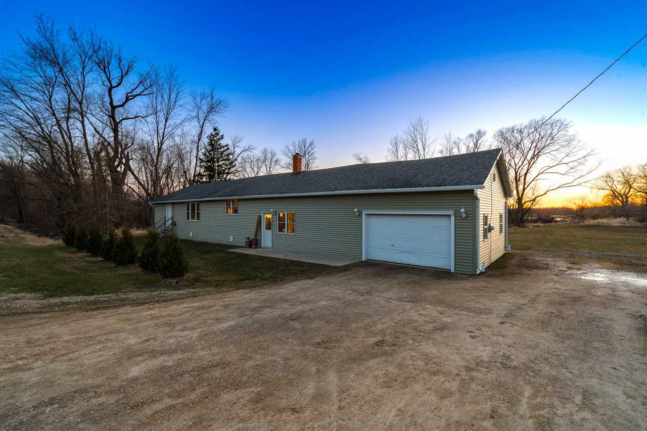 View Single-Family Home For Sale at N3799 HWY M, Hortonville, WI