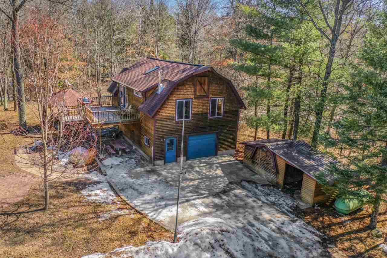 View Single-Family Home For Sale at N12334 WHEELER LANE, Athelstane, WI