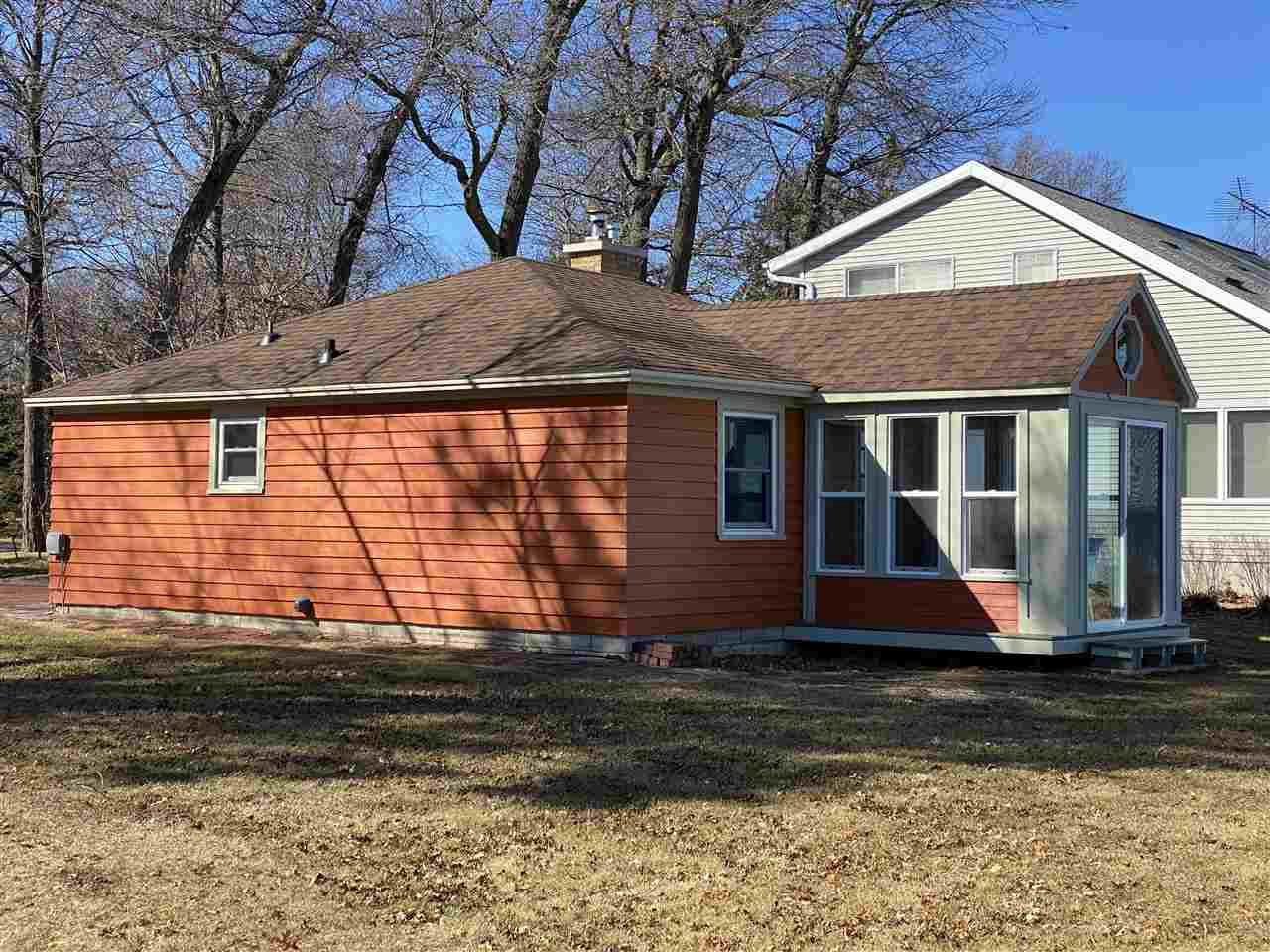 View Single-Family Home For Sale at N1398 SHORE DRIVE, Marinette, WI