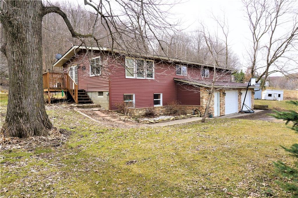 View Single-Family Home For Sale at W8393 640th Avenue, Ellsworth, WI