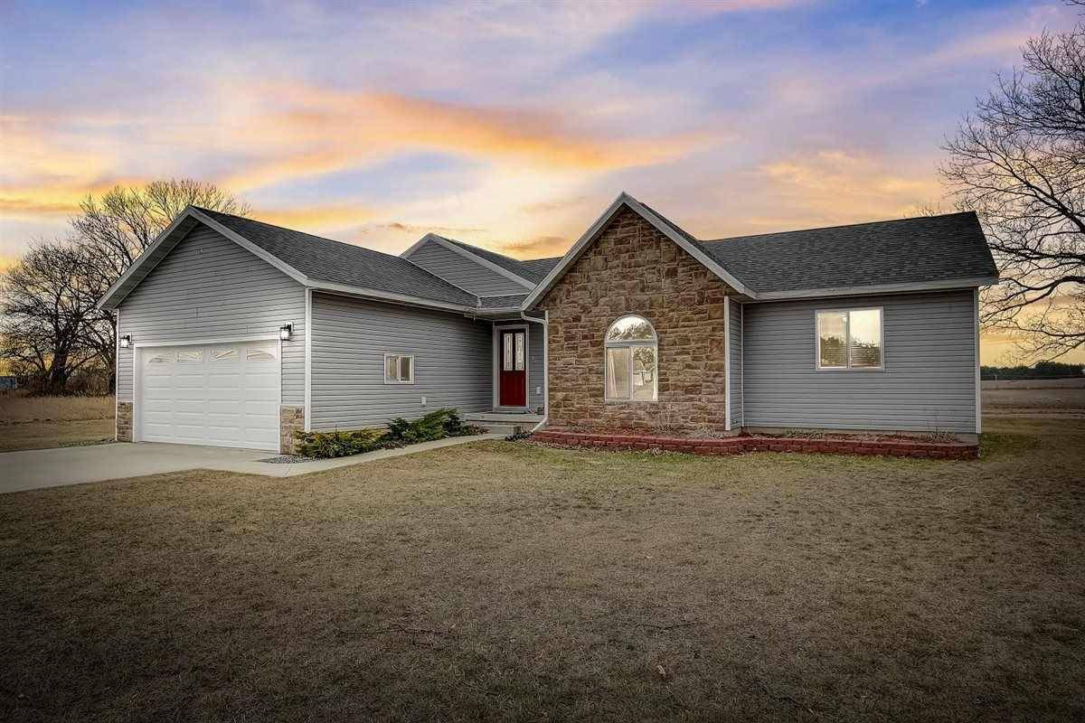 View Single-Family Home For Sale at N3385 Flynn Dr, Montello, WI