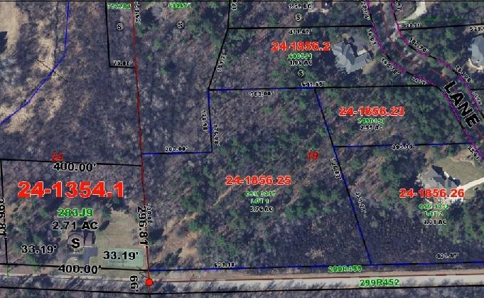 View Vacant Land For Sale at Lot 1 Rader Rd, Marinette, WI