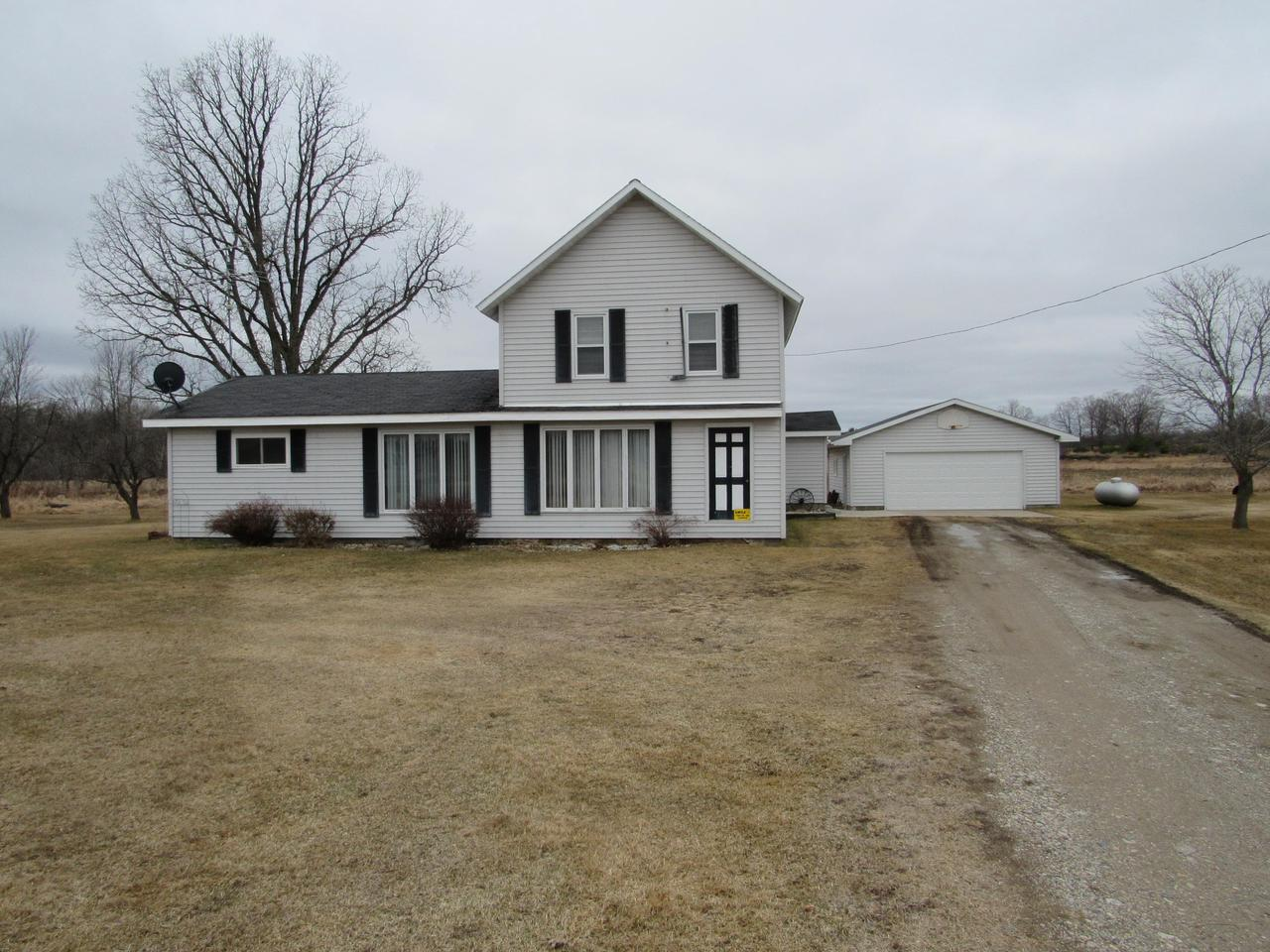 View Single-Family Home For Sale at N9917 Holmesbrook Rd Q-1, HOLMES, MI