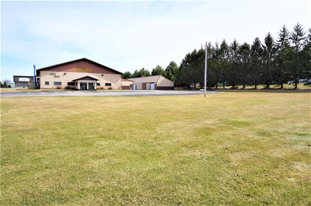 View Commercial For Sale at 423 Industrial Road, Ellsworth, WI