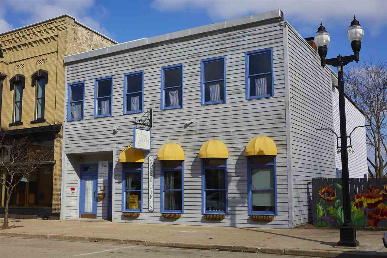 View Commercial For Sale at 538 W Water St, Princeton, WI