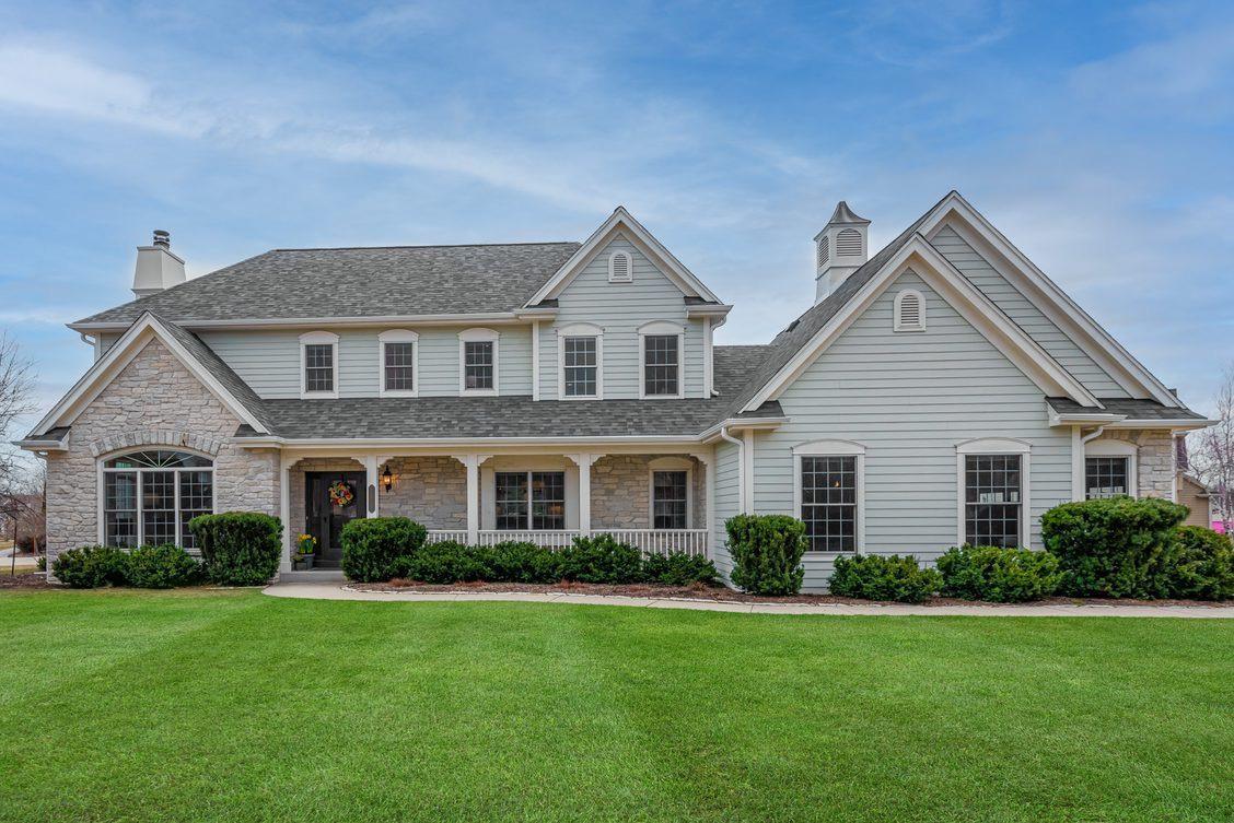 View Single-Family Home For Sale at N66W4905 Cedar Reserve Cir, Cedarburg, WI
