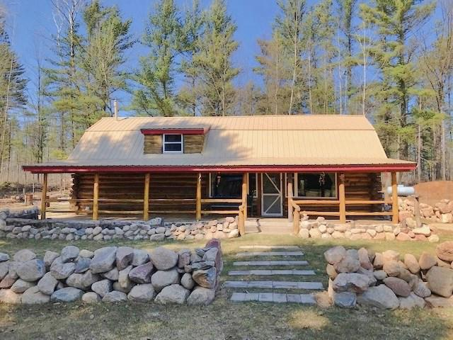 View Single-Family Home For Sale at N17187 BOULDER RIDGE DRIVE, Pembine, WI