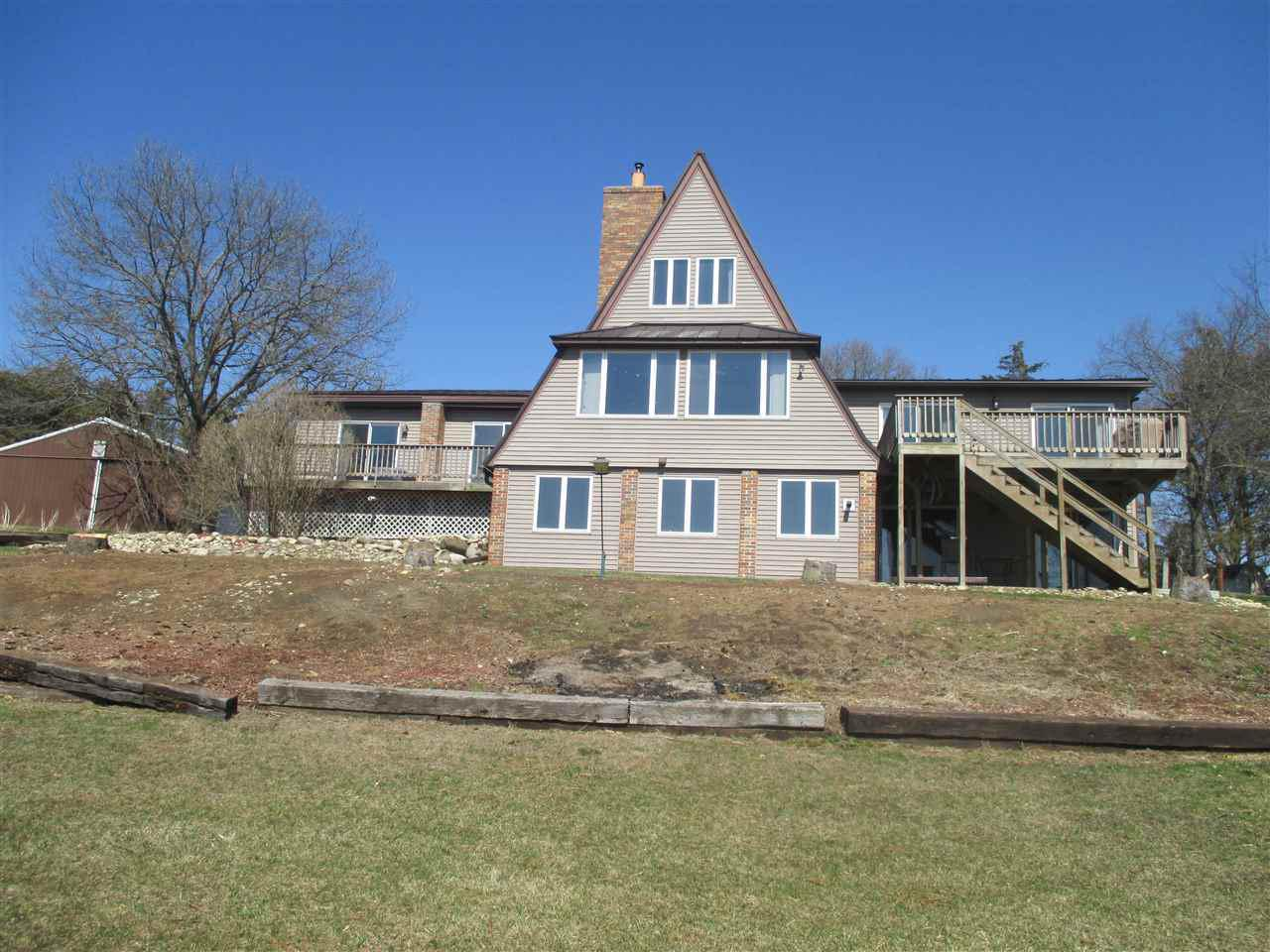 View Single-Family Home For Sale at N2209 16th Ct, Montello, WI
