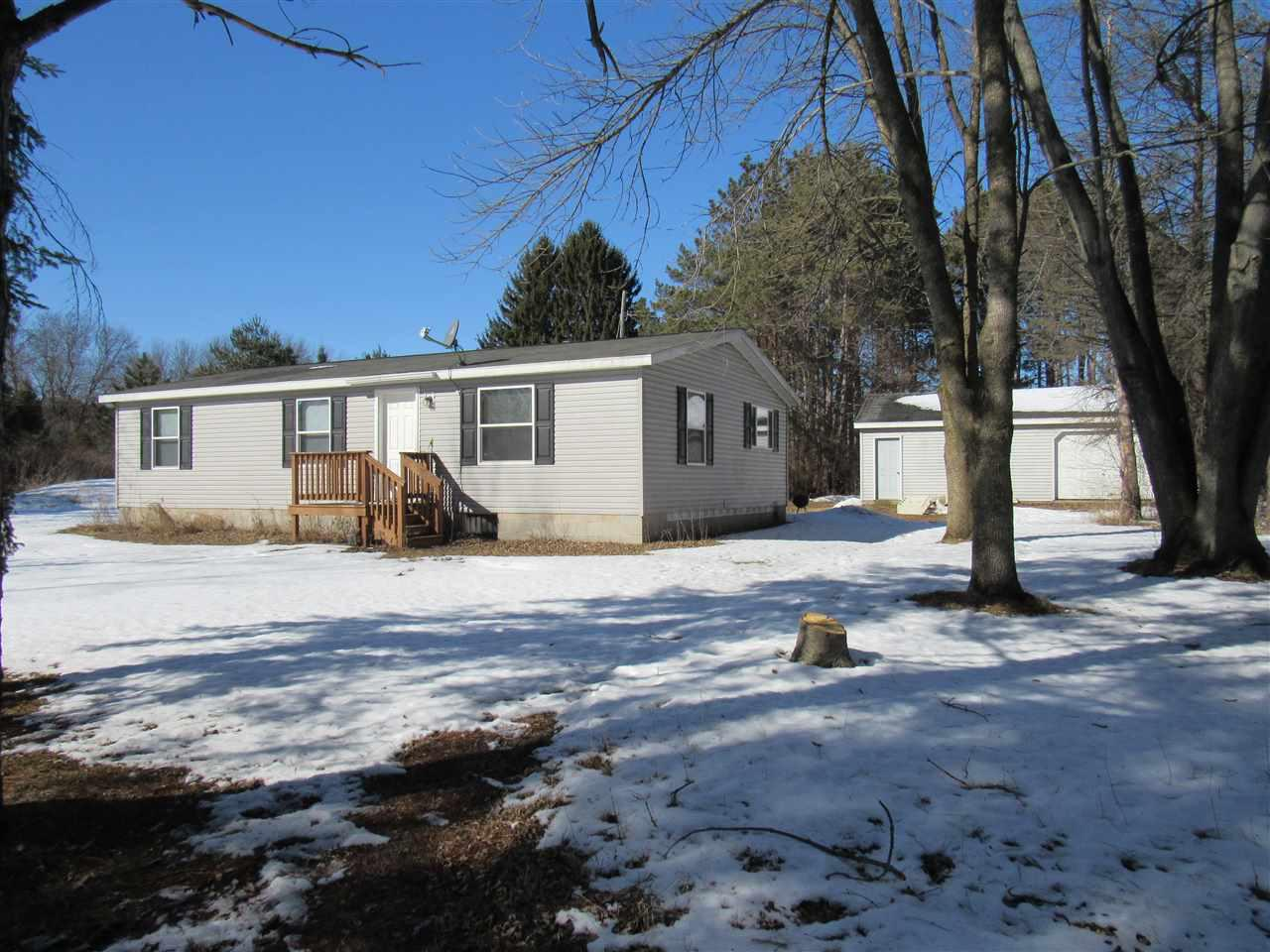 View Single-Family Home For Sale at W2789 FOX RIVER SHORES, Berlin, WI