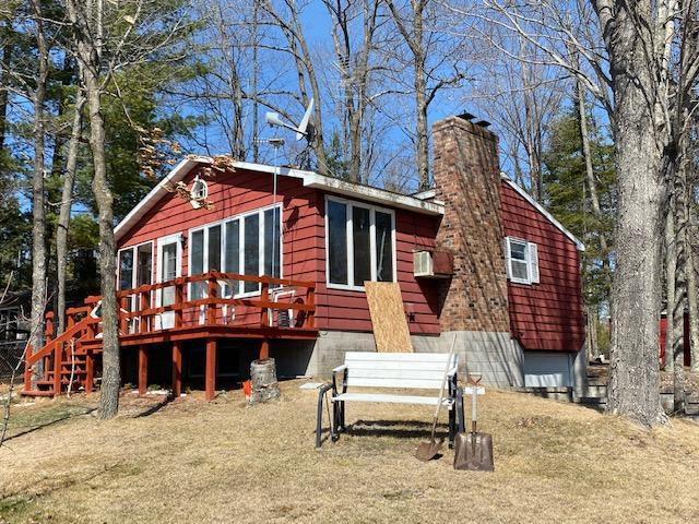 View Single-Family Home For Sale at 16449 N Star Lake Ln, Mountain, WI