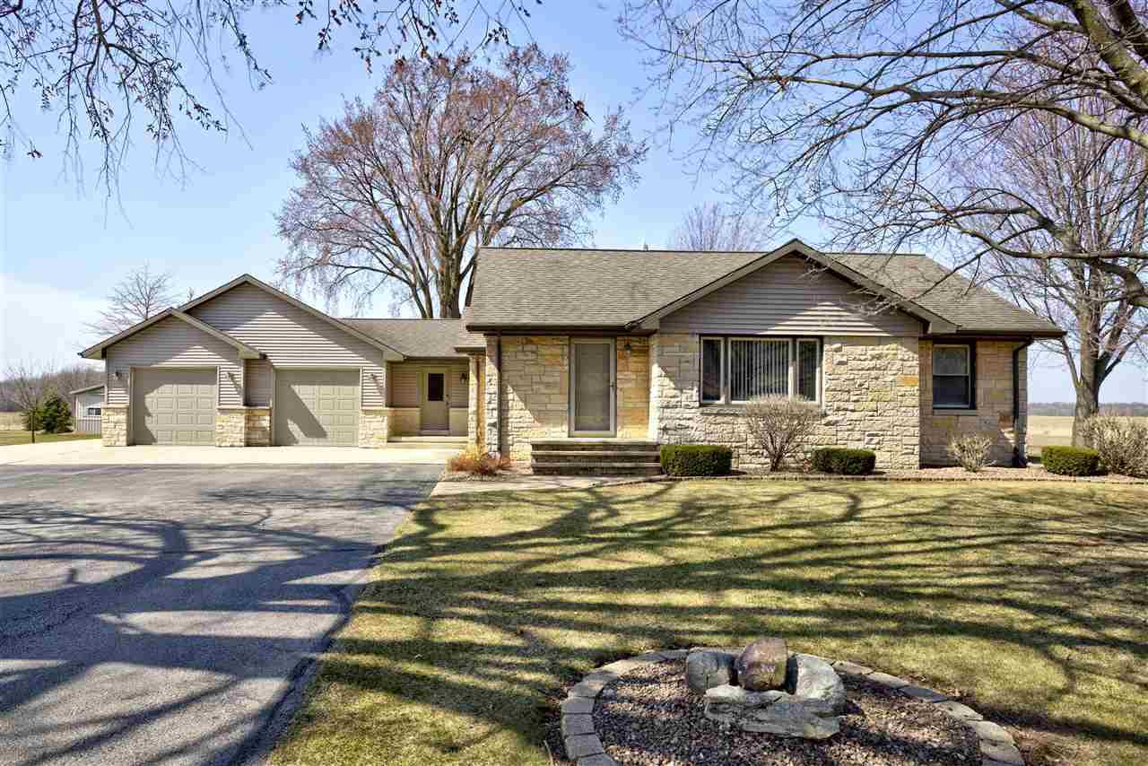 View Single-Family Home For Sale at N5075 MC CABE ROAD, De Pere, WI