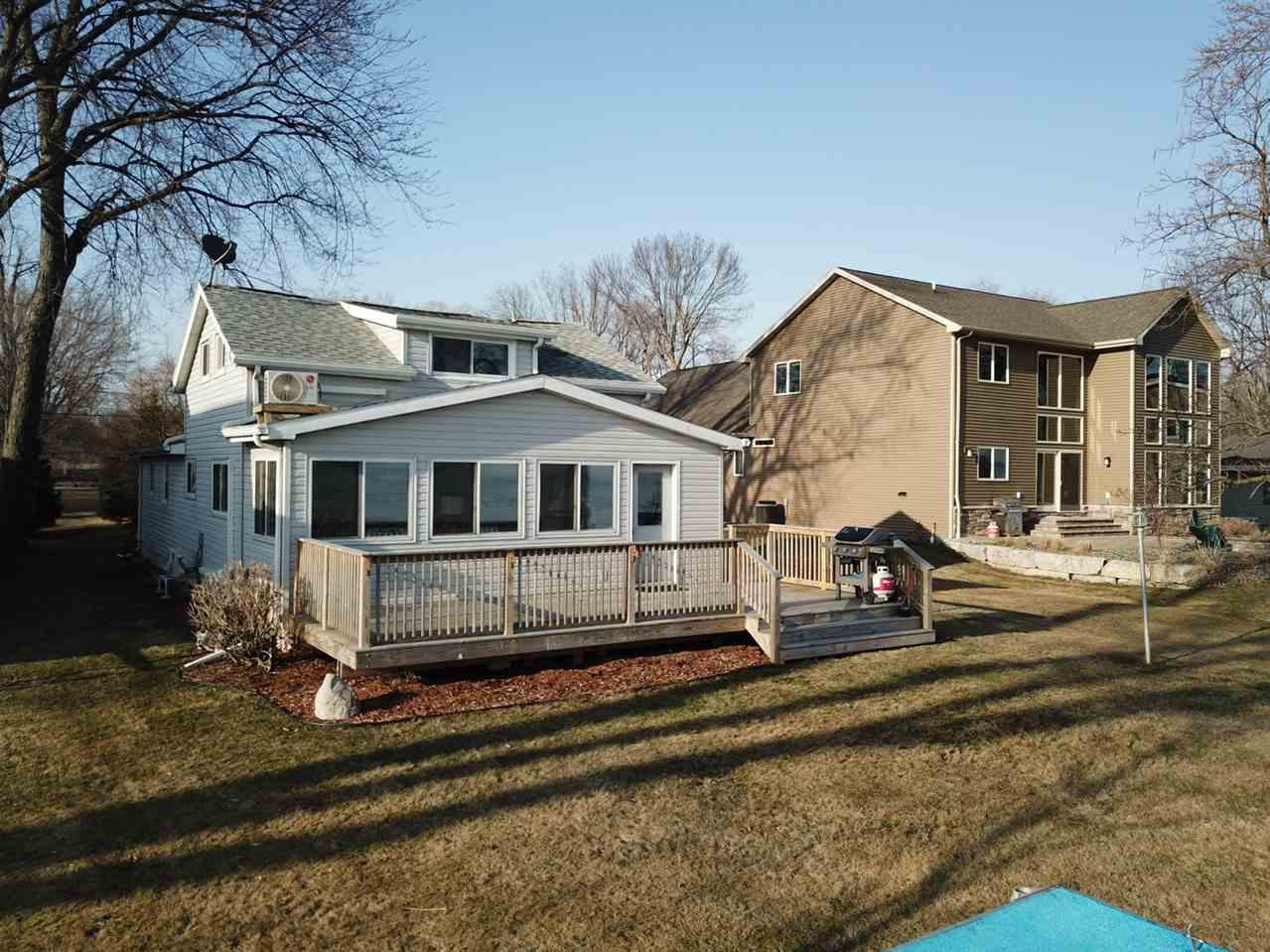 View Single-Family Home For Sale at W7213 FIRELANE 2, Menasha, WI