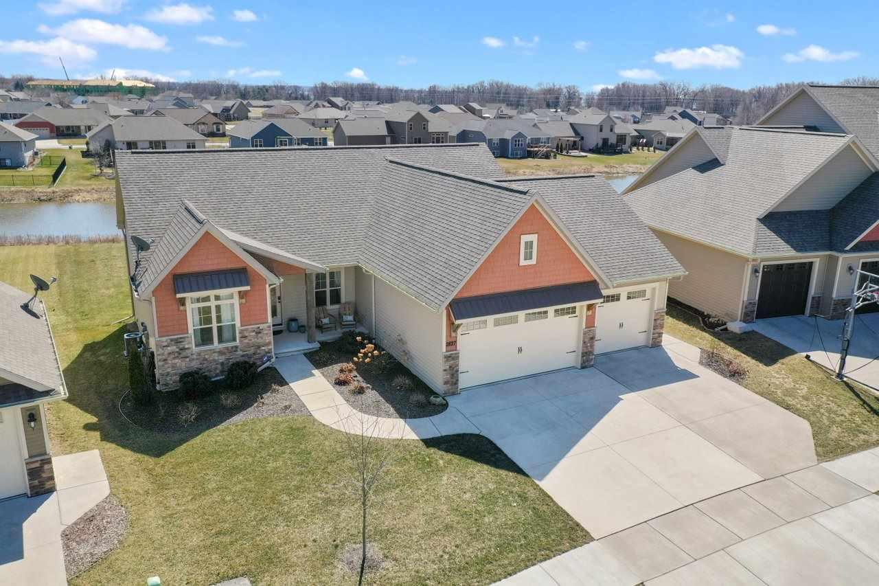 View Single-Family Home For Sale at 2827 VILLA WAY, Menasha, WI