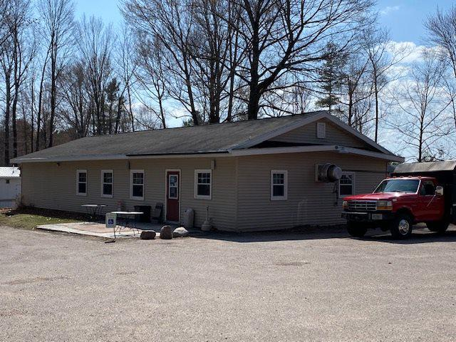 View Commercial For Sale at 12369 S SHORE DRIVE, Suring, WI
