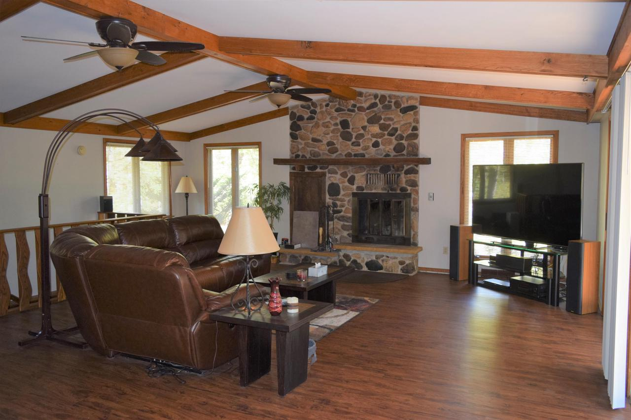 View Single-Family Home For Sale at 12683 Logan Rd, Suring, WI