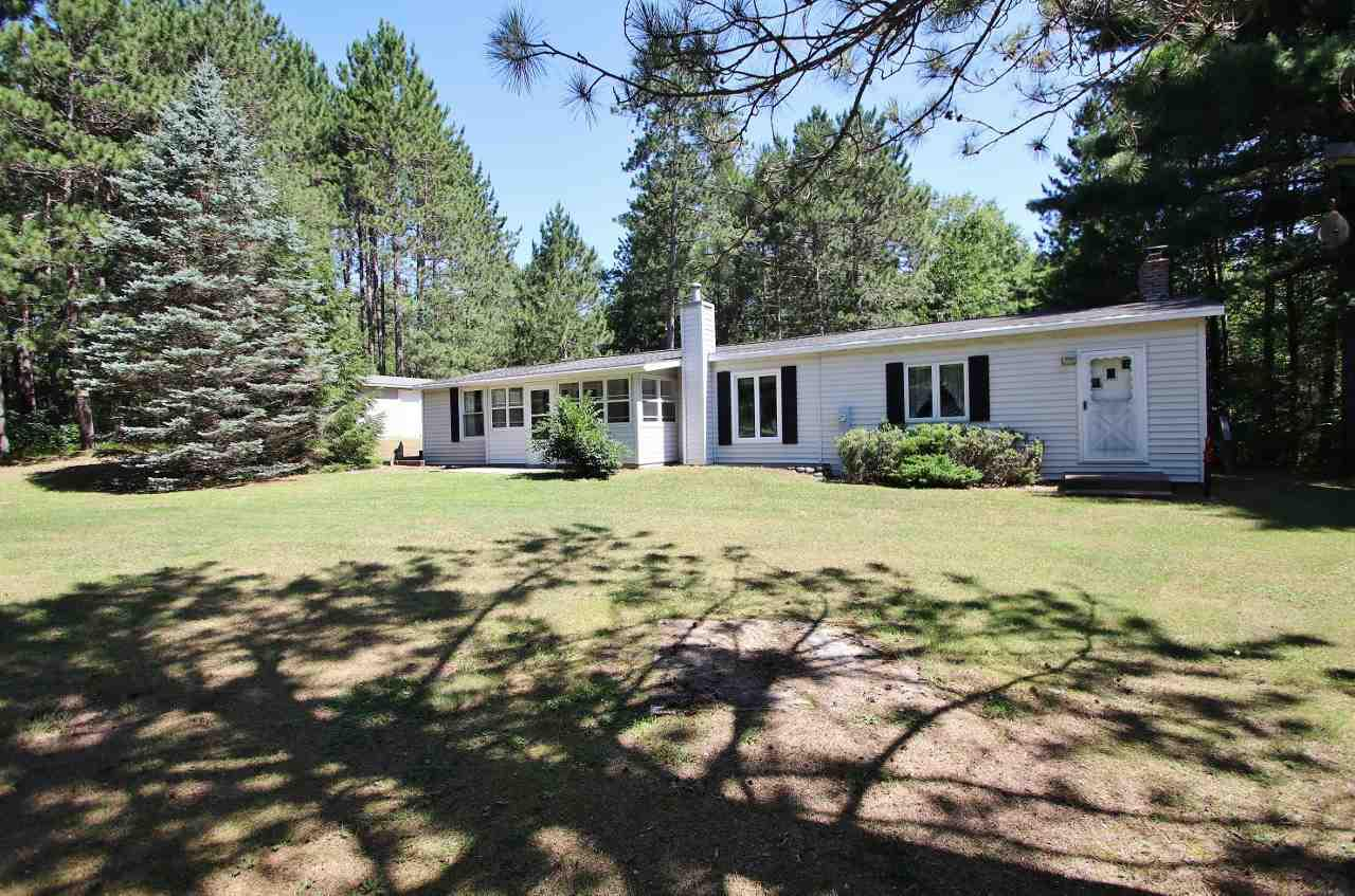View Single-Family Home For Sale at W11490 BOAT LANDING 7 ROAD, Athelstane, WI