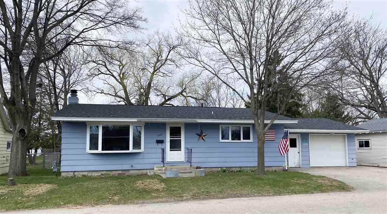 View Single-Family Home For Sale at 1209 22ND STREET, Menomonie, MI