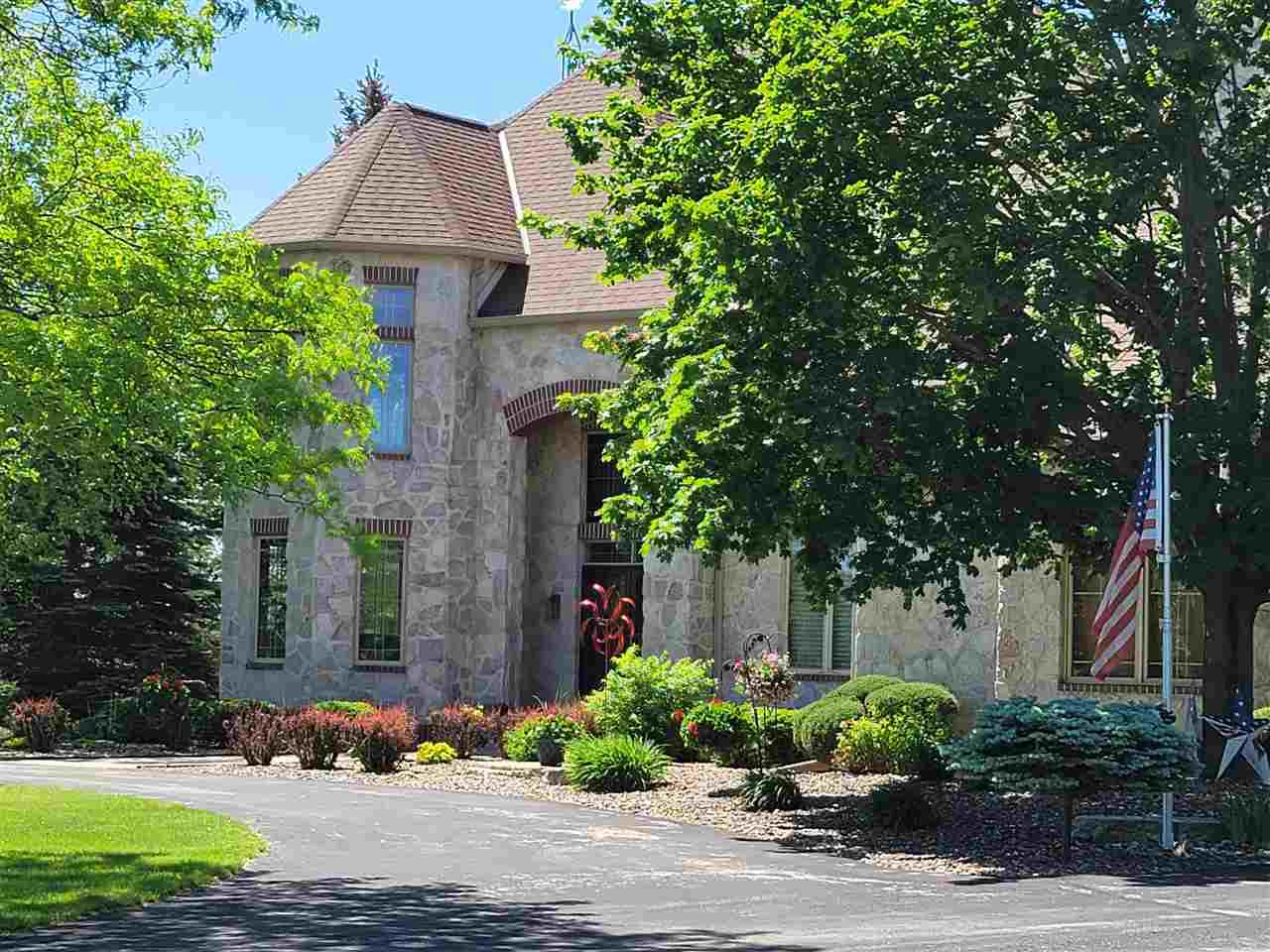 View Single-Family Home For Sale at W5360 ABEL DRIVE, Fond Du Lac, WI