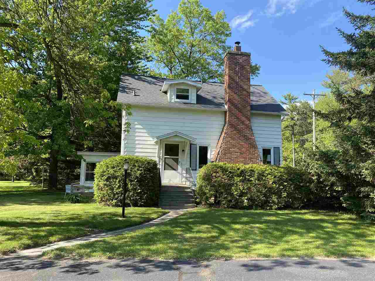 View Single-Family Home For Sale at N2921 SHORE DRIVE, Marinette, WI