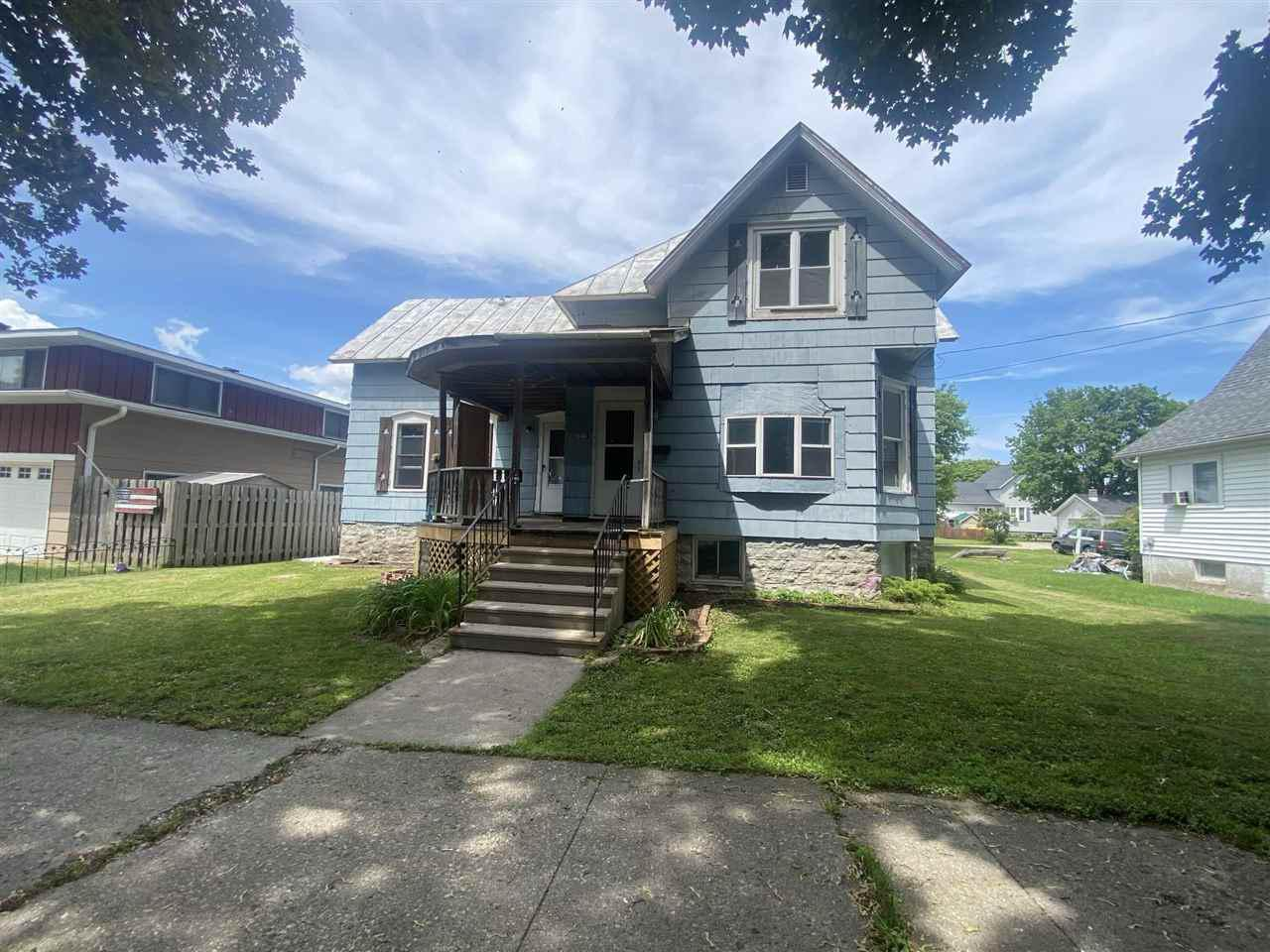 View Single-Family Home For Sale at 2012 THOMAS STREET, Marinette, WI
