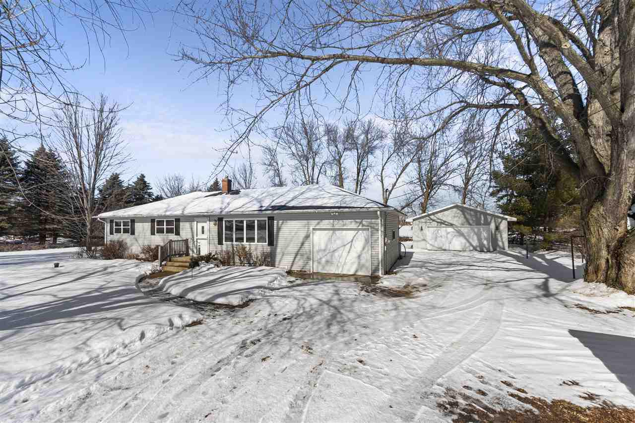 View Single-Family Home For Sale at 4966 HWY II, Larsen, WI