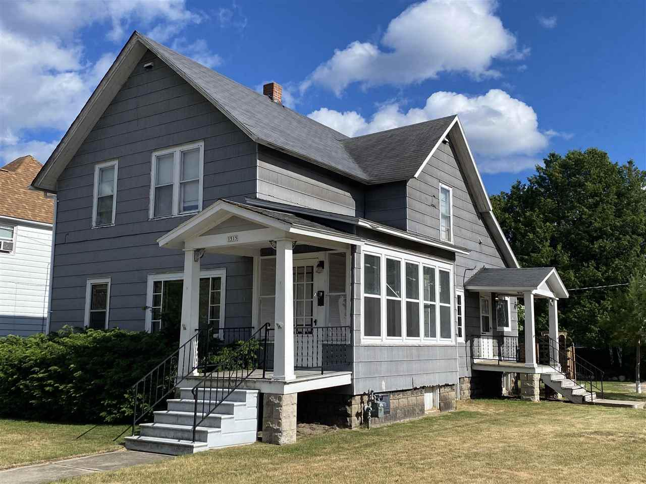 View Multi-Family For Sale at 1515 14TH AVENUE, Menominee, MI