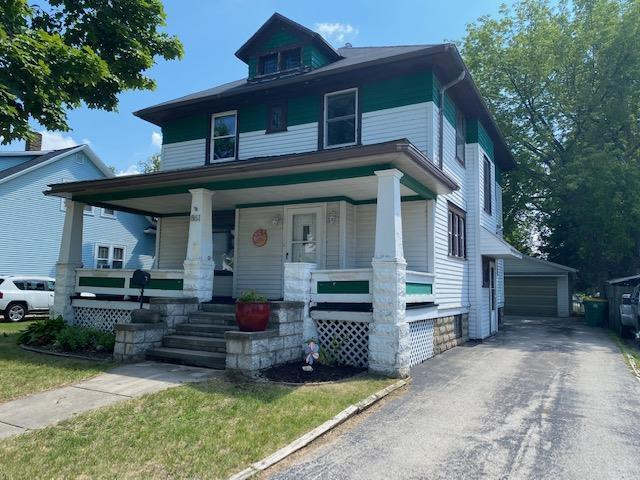 View Single-Family Home For Sale at 861 BOND STREET, Green Bay, WI