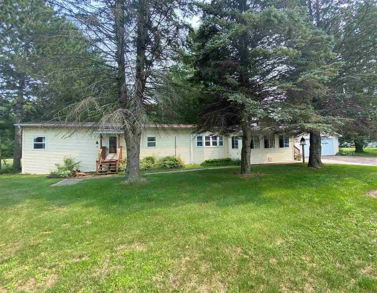 View Single-Family Home For Sale at N2760 KAMM ROAD, Peshtigo, WI