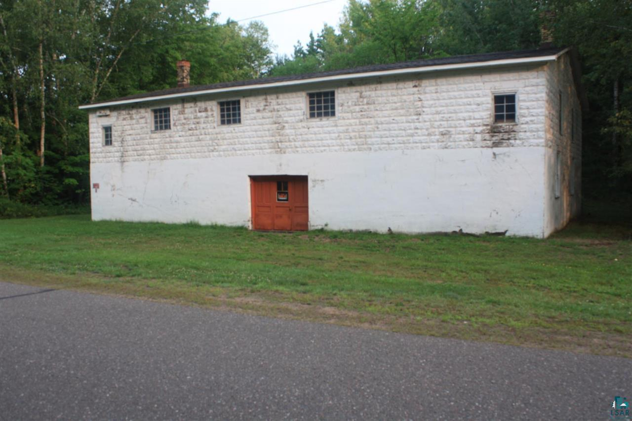 View Commercial For Sale at 11607 E Railroad St, Lake Nebagamon, WI