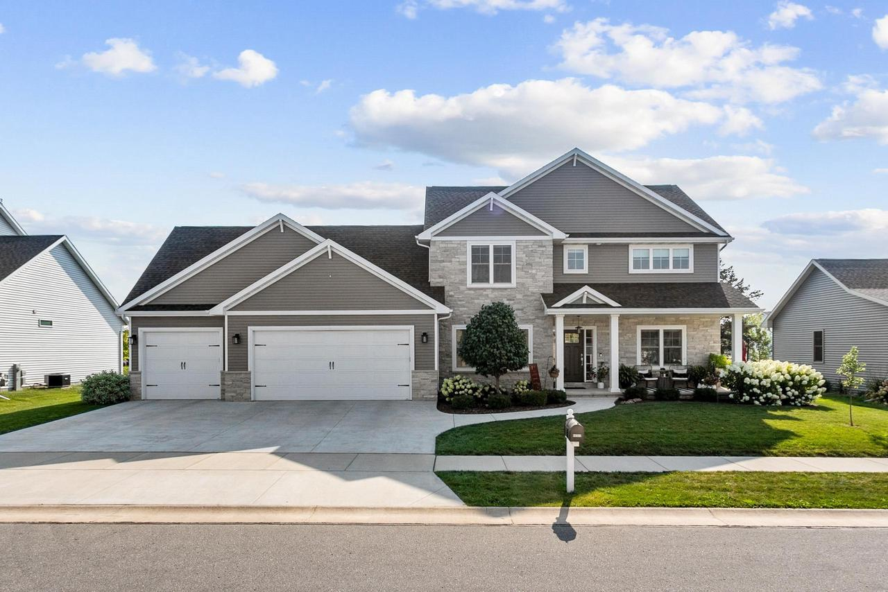 View Single-Family Home For Sale at N8940 HARRISVILLE COURT, Menasha, WI