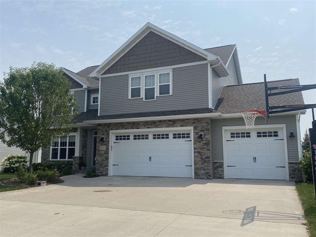 View Single-Family Home For Sale at W5967 BLUE BONNET DRIVE, Appleton, WI