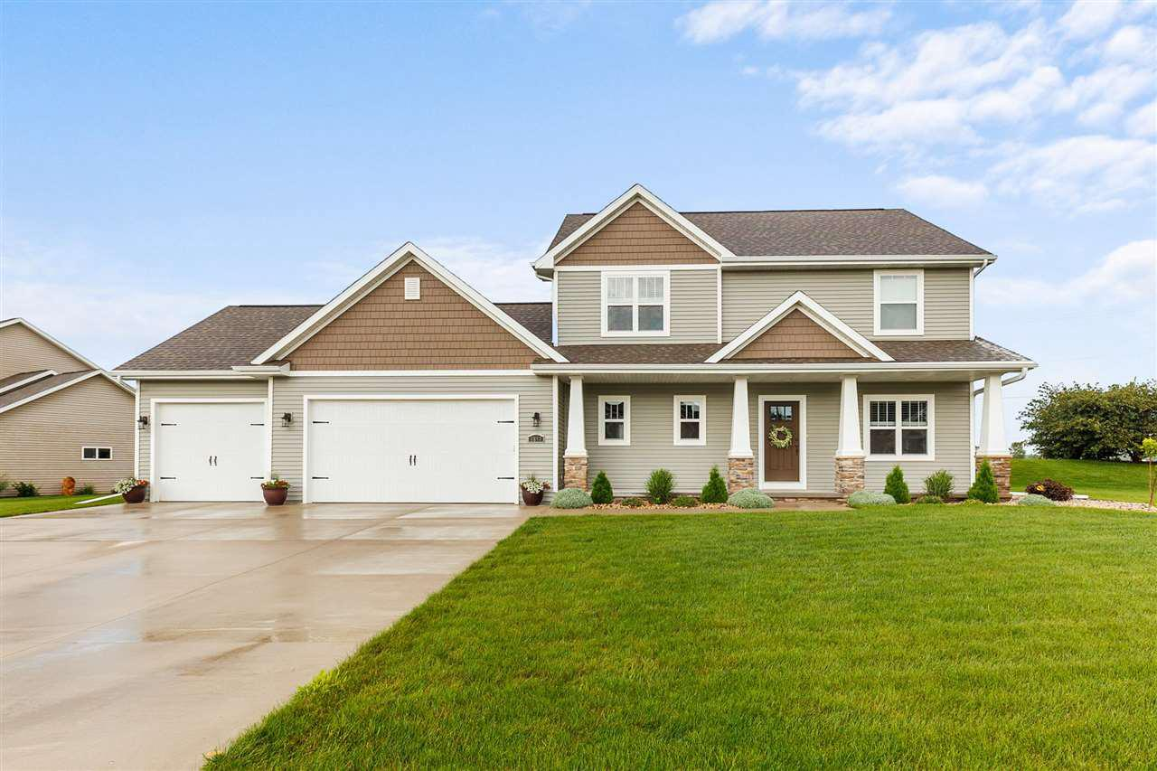 View Single-Family Home For Sale at N8653 WINDING TRAIL DRIVE, Menasha, WI