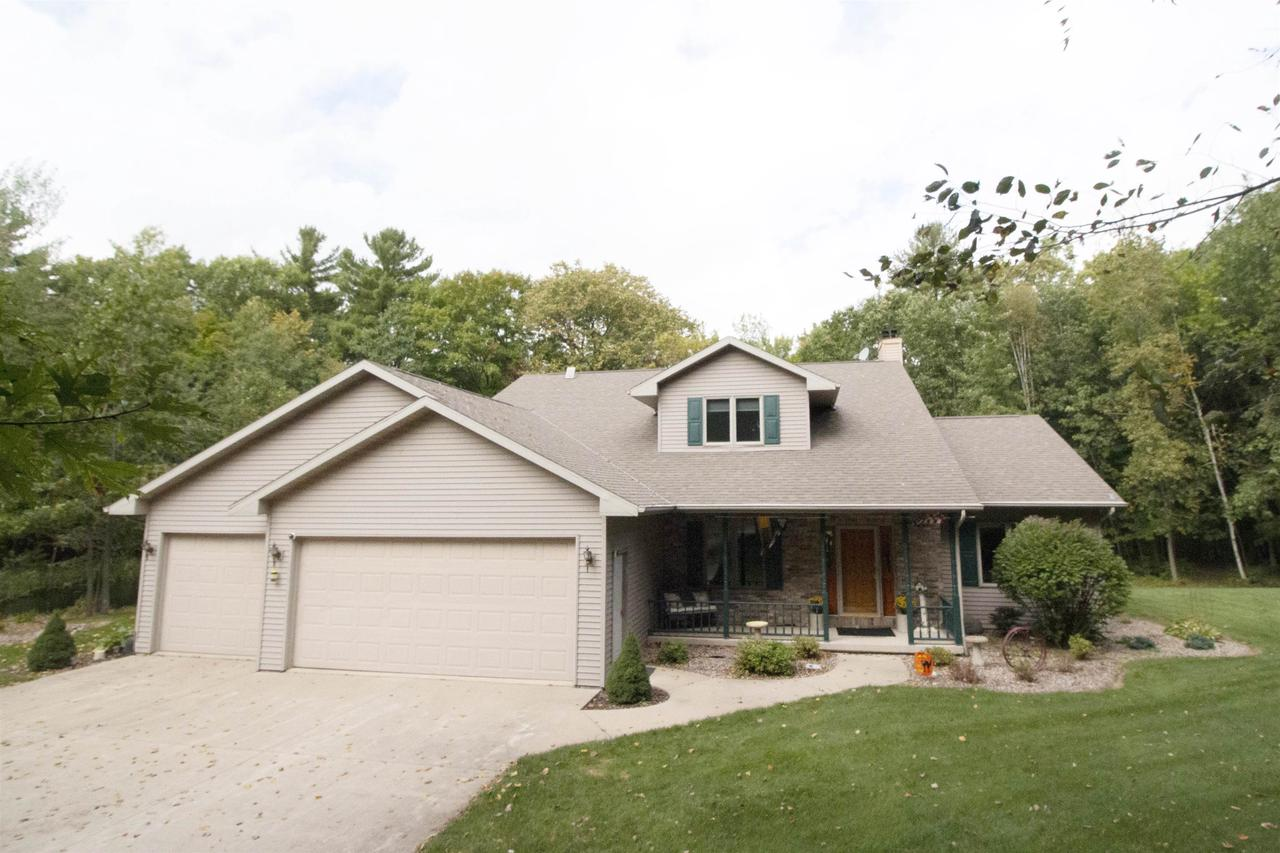 View Single-Family Home For Sale at 305 SCHWARTZ ROAD, Pulaski, WI