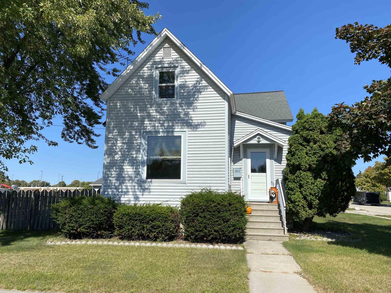 View Single-Family Home For Sale at 1902 MARY STREET, Marinette, WI