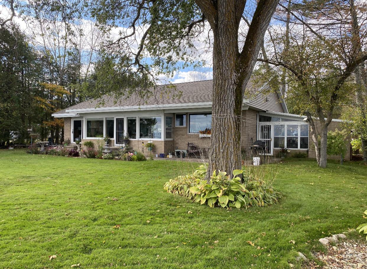 View Single-Family Home For Sale at N1466 M-35, MENOMINEE, MI