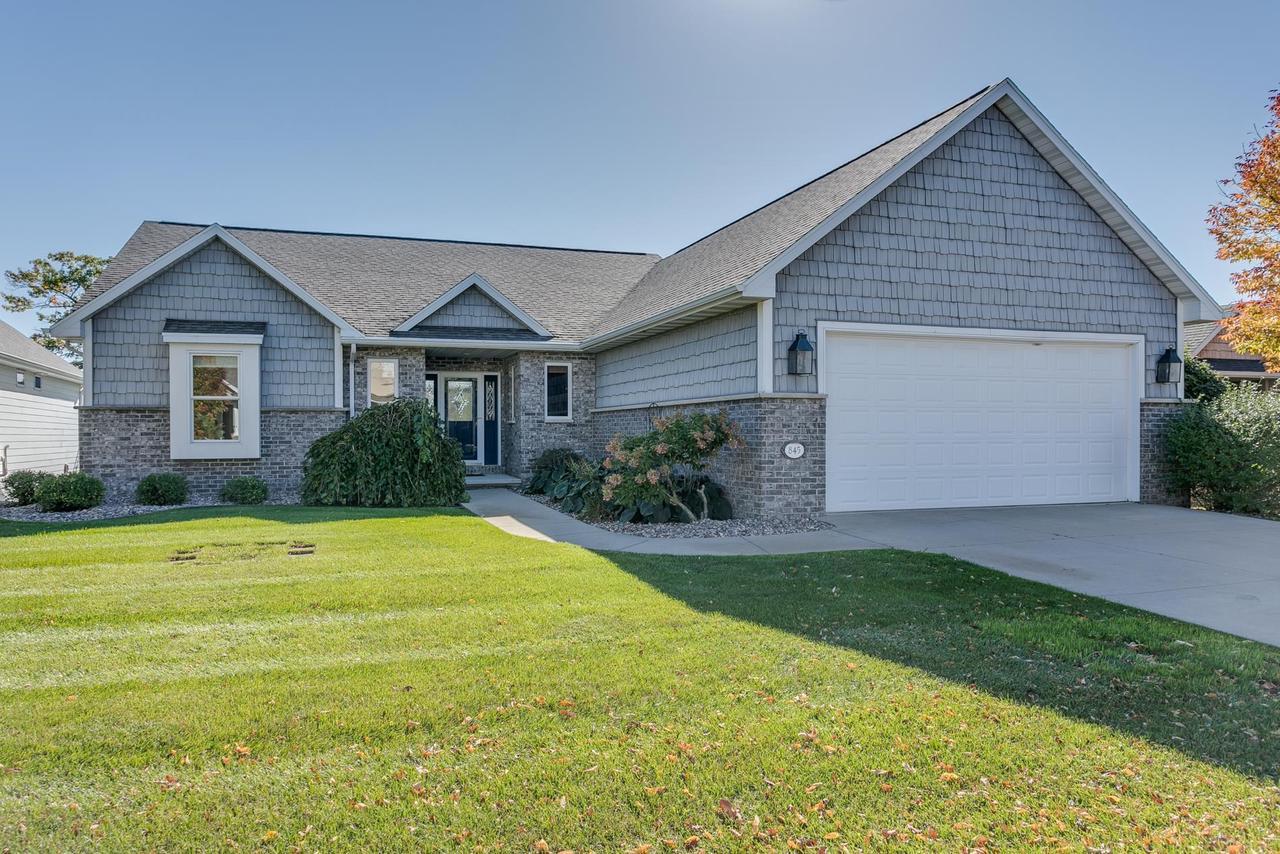 View Single-Family Home For Sale at 845 WHISPER FALLS LANE, Menasha, WI