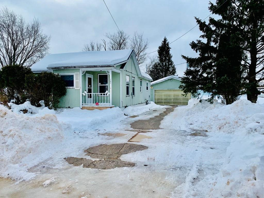 (376/PR) Great value in Park Falls. Take a look at this 2 bedroom home on Division St. with plenty to offer. Good sized living and dining rooms, as well as kitchen with breakfast bar. Full bath, two additional storage closets and full basement. Two car detached garage and quaint backyard. All the makings of a nice starter home. Priced to sell. Call today. $35,250. 2019 taxes - $881.85 (23-40N-1W)