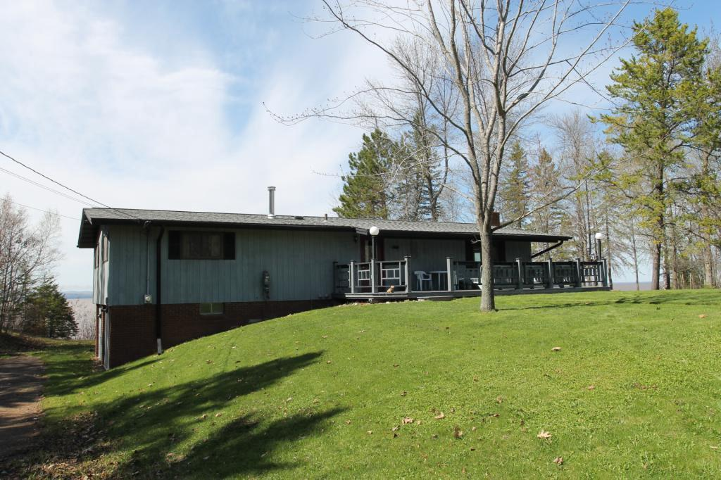 Lake Superior home located in Ashland city limits. 3 bedrooms, 2 bath, full finished walkout basement. Detached 2 car garage plus storage shed. Large deck and beautiful views of the Ashland Lighthouse. Newer roof on the house. Homes rarely come on the market in this area of the Bay!