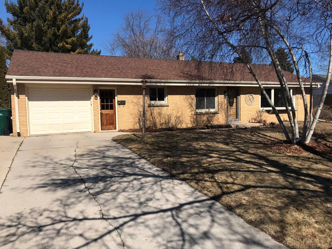 Quality built all brick ranch in a great neighborhood. Hardwood floors on the interior bedrooms and nicely updated windows. Great backyard for entertaining. Unfinished basement already has a 3/4 bath that can be easily updated and put to good use!