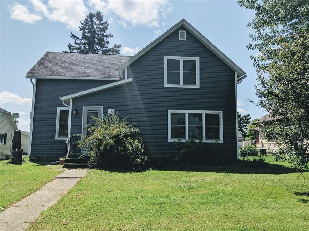 Fantastic 5 Bedroom Home on Quiet Street Close to Schools in the Village of Almena. Many Updates including Windows, Roof and Siding. Large 2-Car Detached Garage. Many Possibilities. Home does need some updates but great starter home. Level Lot, Large Bedrooms. Easy to View.